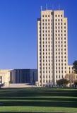 State Capitol of North Dakota royalty free stock photos