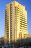 State Capitol of North Dakota Royalty Free Stock Photography
