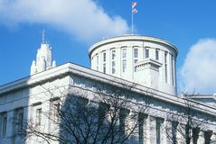 State Capitol of Ohio Stock Images