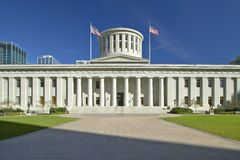 State Capitol of Ohio Stock Photos