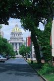 State Capitol of Pennsylvania, Stock Photo