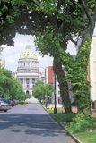 State Capitol of Pennsylvania, Royalty Free Stock Photo