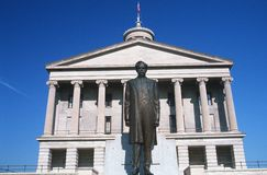 State Capitol of Tennessee, Stock Image