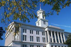 State Capitol of Tennessee, Royalty Free Stock Photos