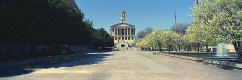 State Capitol of Tennessee royalty free stock photography