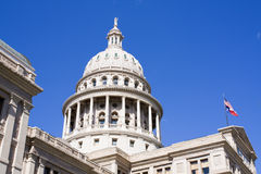 State Capitol of Texas Royalty Free Stock Photo
