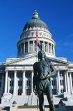 State Capitol of Utah Royalty Free Stock Photos