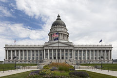 State Capitol of Utah Royalty Free Stock Photo