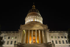 State Capitol of West Virginia Stock Images