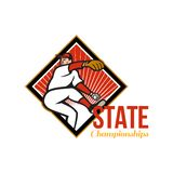 State Championships Baseball Stock Photography