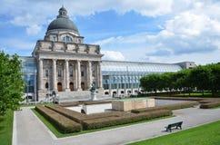 State Chancellery, Bayerische Staatskanzlei 1 Stock Images