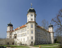 State chateau Mnisek 1, Czech Republic Royalty Free Stock Images
