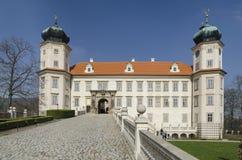 State chateau Mnisek 2, Czech Republic Stock Image