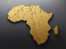 State of crisis - Africa Stock Photography