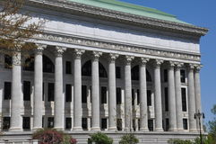 State Education Building in Albany, New York Royalty Free Stock Photo