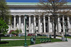 State Education Building in Albany, New York Royalty Free Stock Images