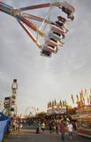 State Fair. A scene from the North Carolina Mountain State Fair Stock Images