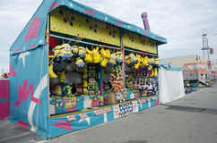 State fair booth Stock Images