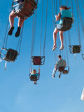 State Fair of Texas - Swing Ride Stock Images