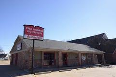 State Farm Asekuracyjny biuro, Zachodni Memphis, Arkansas obraz stock