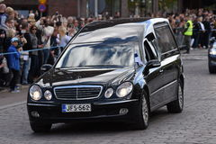 The state funeral of the former President of Finland Mauno Koivisto Stock Photo
