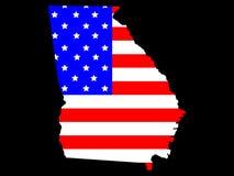 State of Georgia Stock Photo