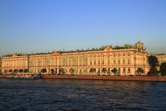 The State Hermitage Museum Stock Images