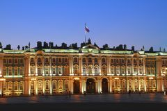 The State Hermitage Museum Stock Photo