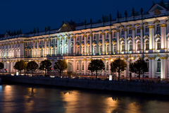 Free State Hermitage Museum Royalty Free Stock Image - 3889796