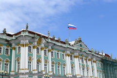 The State Hermitage Museum Royalty Free Stock Photo