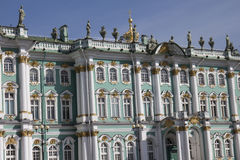 State hermitage museum Royalty Free Stock Photo