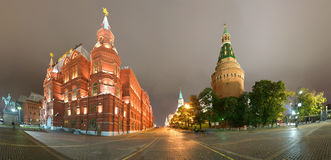 State Historical Museum. Moscow, Russia Stock Photo