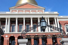 State house Royalty Free Stock Images