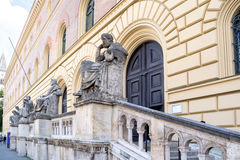 State Library in Munich Stock Images