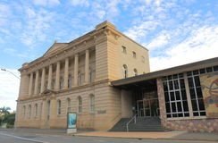 State Library of Queensland historical architecture Brisbane Australia Royalty Free Stock Photography