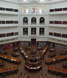 State Library of Victoria Royalty Free Stock Photo