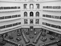 State Library of Victoria Stock Photography