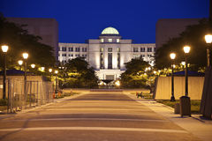 State Office Building Royalty Free Stock Images