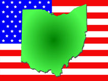 State of Ohio Stock Photo