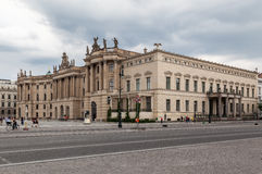 State Opera Berlin Stock Image