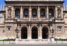 State opera Budapest Royalty Free Stock Photos