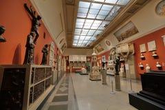 State Pushkin museum of fine arts Stock Photography