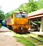 State Railway of Thailand. Stock Image