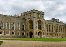 State Rooms in Windsor Castle, Berkshire, UK Stock Image
