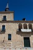 State-run hotel, Lerma Royalty Free Stock Image