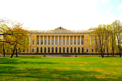 The State Russian Museum Stock Photo