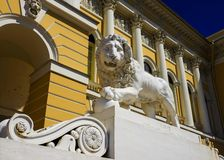 The State Russian Museum, St. Petersburg, Russia Stock Photography