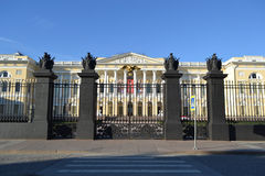 State Russian Museum. Royalty Free Stock Photography