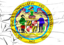 State Seal of Maryland, USA. Royalty Free Stock Photos