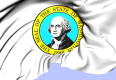 State Seal of Washington State Stock Images